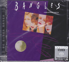 Bangles Greatest Hits Limited Numbered Stereo Hybrid DSD SACD Audiophile CD Sony