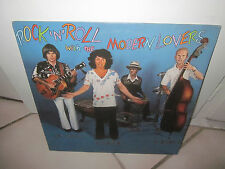 JONATHAN RICHMAN AND THE MODERN LOVERS - ROCK N ROLL WITH THE MODERN LOVERS LP