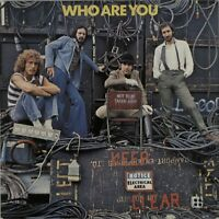 THE WHO Who Are You 1978 UK Vinyl LP Record EXCELLENT CONDITION
