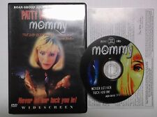 Mommy (DVD, 1999, Special Edition) Patty McCormack OOP RARE Horror Cult Classic