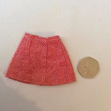 ATTRACTIVE  MINI SKIRT - vintage dolls clothes suit Sindy or sim size doll
