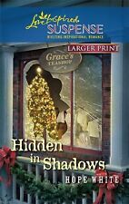 Hidden in Shadows (Love Inspired Large Print Suspense)