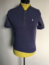 BNWT Jack Wills Utteridge Vintage Short Sleeve Mavy Sweatshirt. UK Size 8