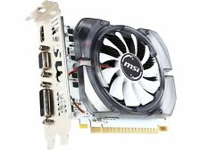 MSI GeForce GT 730 DirectX 12 N730-2GD3V3-R 2GB 128-Bit DDR3 PCI Express 2.