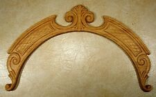 EMBOSSED WOOD APPLIQUE / ONLAY #697 9 7/8 X 16 3/8