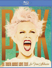P!nk: The Truth About Love Tour: Live From Melbourne [Blu-ray], New DVDs