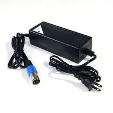 36 Volt 1.5A Battery Charger Electric Scooter Bike 36V XLR Connector
