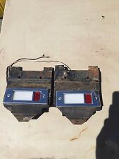 1965 1966 1967 Ford Galaxie 500 XL LTD Interior Door Panel Lights Complete Pair