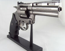 Big Revolver Look Stylish Refillable Cigarette Lighter*