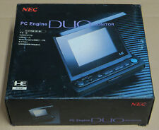 NEC Monitor PC Engine Duo pi-lm1 - Boxed MOLTO RARA!