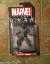 "Marvel Universe BEAST VARIANT 3.75"" Series 2015 X-Men  Avengers legends Infinite"