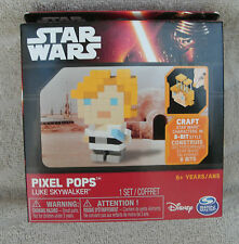 Star Wars Luke Skywalker Pixel Pops ~ NEW