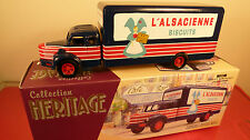 CORGI 73001: BERLIET:L'ALSACIENNE: FRENCH HERITAGE COLLECTION : 1/50 MINT MODEL