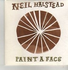 (BP256) Neil Halstead,  Paint A Face - DJ CD