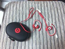 Beats by Dr. Dre Powerbeats2 Wireless Ear-Hook Wireless Headphones - Red