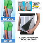 Fat Cellulite Burner Slimming Fitness Exercise Waist Sweat Belt Body Wrap Sauna
