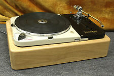 THORENS TD 124 AND TURNTABLE  SME MODEL 3012