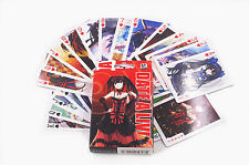 Anime Date A Live 54pcs Tokisaki Kurumi Playing Card Deck Poker Toy New In Box