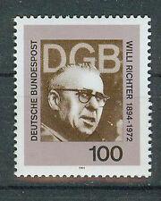 BRD Briefmarken 1994 Willi Richter Mi.Nr.1753** Postfrisch