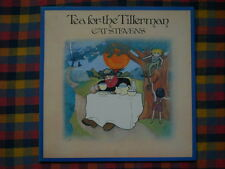CAT STEVENS TEA FOR THE TILLERMAN LP-Slavati/lavato (ex to ex -) ILPS 9135