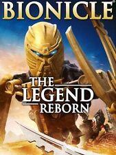 DVD - Animation - Bionicle - The Legend Reborn - Michael Dunn - Jim Cummings