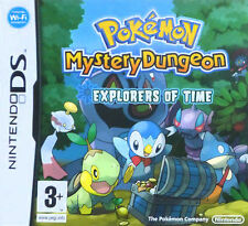 Pokemon Mystery Dungeon: Explorers of Time    Nintendo DS, 2008