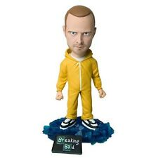 Breaking Bad ~ Jesse Pinkman in Hazmat Suit ~ Bobble Head by Mezco Toyz