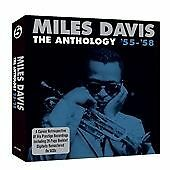 Miles Davis - The Anthology '55-'58 (2011)  5CD Box Set  NEW/SEALED  SPEEDYPOST