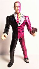 Batman Forever Movie - 1995 - Two-Face - Harvey Dent - Kenner Action Figure