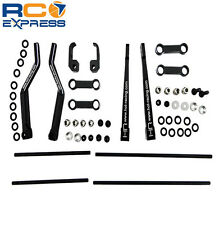 Hot Racing Axial RR10 Bomber Aluminum Front / Rear Sway Bar Kit RRT331X01