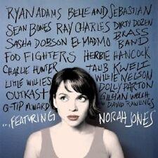 "NORAH JONES ""FEATURING"" CD NEU"