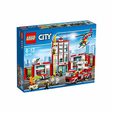 LEGO City Fire Station (60110) New in Box