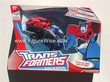 TransFormers Animated Autobot OPTIMUS PRIME action figure Voyager size Brand New