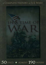 In a Time of War: A Complete History of U.S. Wars New DVD