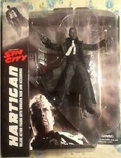Sin City Diamond Select PX Hartigan Action Figure MINT Bruce Willis