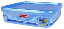 Rubbermaid 1867387 Freezer Blox Food Storage Container, 10.4 Cup