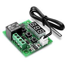 Interruttore Controllo Temperatura -50-110℃ Digitale Termostato Sensor DC 12V