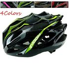 Bike Road Cycling Helmets Unisex MTB Bicycle Headgear Protection+Visor 5Color
