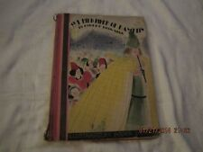 Antique Children's Book - THE PIED PIPER OF HAMELIN by Robert Browning (1936)