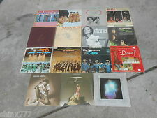 DIANA ROSS-THE SUPREMES-15 LP'S-AT THE COPA-ON BROADWAY-TCB-LADY SINGS THE BLUES