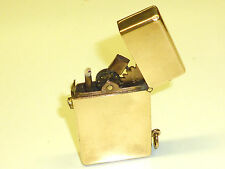 "VINTAGE IMPERATOR LIGHTER WITH 9 KARAT GOLD CASE -""JOHN COLLARD VICKERY""-ENGLAND"