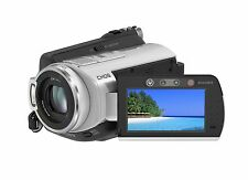SONY HANDYCAM HDR-SR5E CAMCORDER HARD DRIVE HD DIGITAL HIGH DEFINITION VIDEO