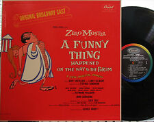 A Funny Thing Happened on the Way (Soundtrack / Bdwy. Cast) (Zero Mostel) (Mono)