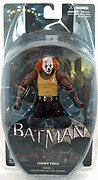 Batman Arkham City 3 Clown Thug Orange Hair with BAT 6in Figure DC Direct Toys