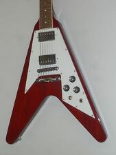 Great Gibson Flying V 120 Electric Guitar Cherry