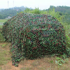 2M X 3M Oxford Fabric Camouflage Net/Camo Cover For Hunting Camping Hide Army