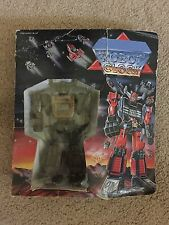 Vintage 1980s Robot Clock New In Original Box Transformers Bootleg Knockoff