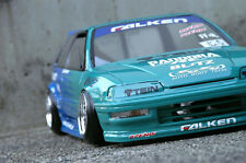 PANDORA 1/10 RC HONDA CIVIC EF9 198mm Clear Body Hashiriya Kyusya