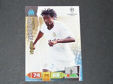 NKOULOU MARSEILLE OM UEFA PANINI CARD FOOTBALL CHAMPIONS LEAGUE 2011 2012