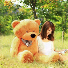 Large 100 cm Teddy Bear Lovers Brown Bear Plush toys Exellent Quality Girl Gifts
